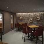 Vue 3D Maison S. Delafont