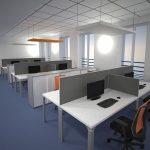 Plans mobilier bureau Paris openspace