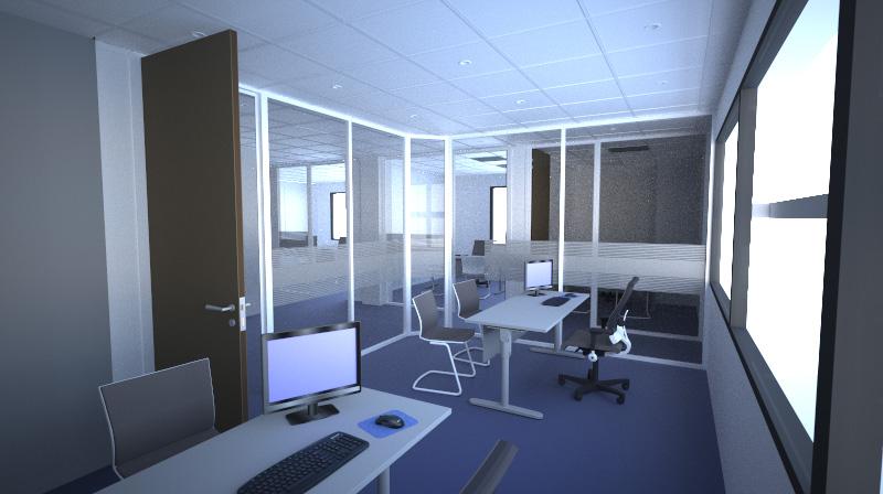 bureaux à Biot